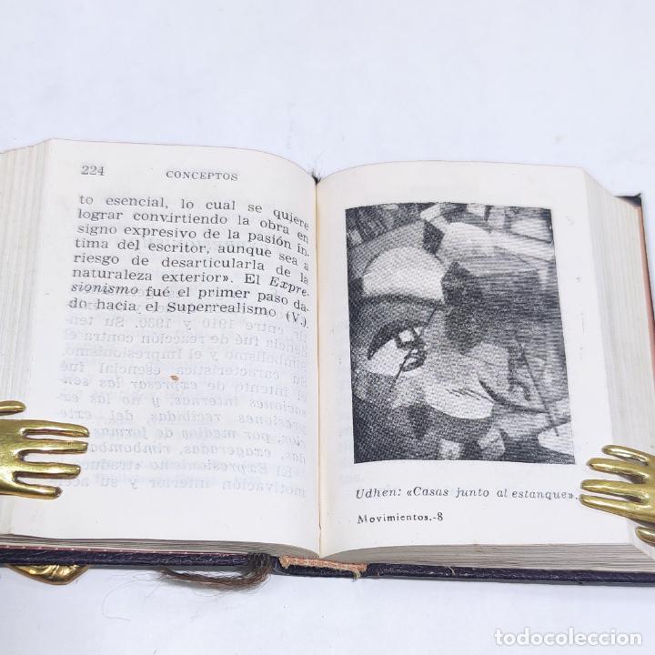 Libros antiguos: Los movimientos literarios. F Sainz de Robles. Crisolín. Nº1. 1ª edición. 1948. Aguilar. Madrid. - Foto 4 - 255634290