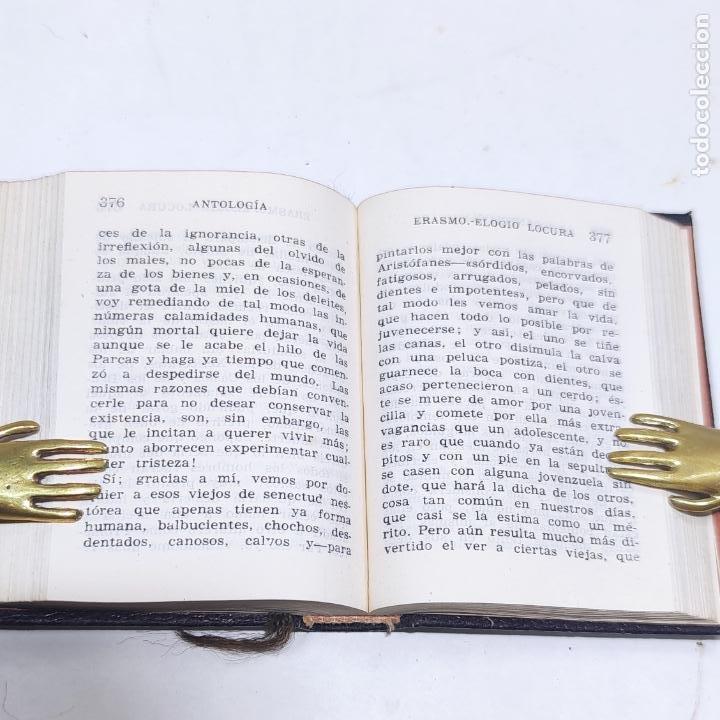 Libros antiguos: Los movimientos literarios. F Sainz de Robles. Crisolín. Nº1. 1ª edición. 1948. Aguilar. Madrid. - Foto 5 - 255634290