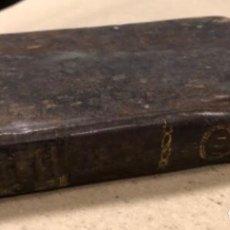 Libros antiguos: OBRAS SELECTAS DE EDUARDO YOUNG (TOMO III). AÑO 1804 MADRID EN LA IMPRENTA REAL.. Lote 164978326
