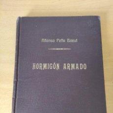 Libros antiguos: ANTIGUO LIBRO HORMIGON ARMADO 1933. Lote 255973680