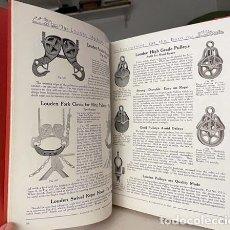 Libros antiguos: CATÁLOGO THE LOUDEN MACHINERY Nº 53. 1928. HERRAMIENTAS PARA ESTABLOS. INSTRUMENTOS. LECHERÍA.. Lote 255996335