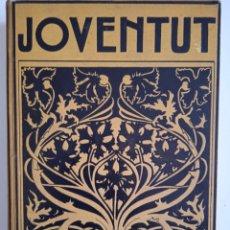 Livres anciens: REVISTA JOVENTUT, 1900. Lote 256169455
