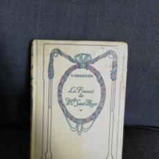 Libros antiguos: VICTOR CHERBULIEZ - LE FIANCÉ DE MADEMOISELLE SAINT MAUR - NELSON ÉDITEURS 1930. Lote 257268610