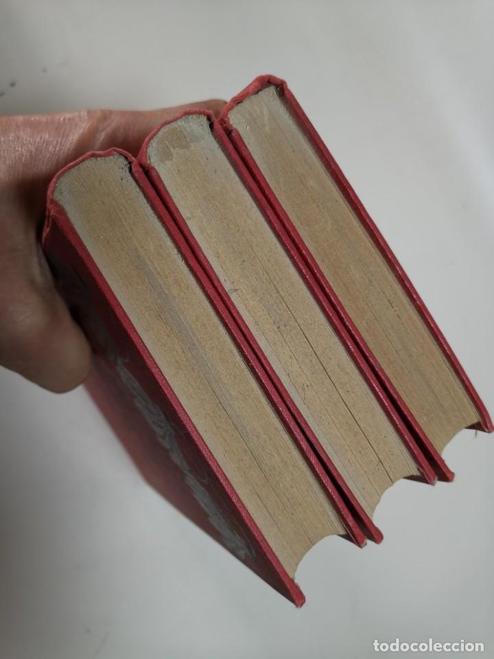 Libros antiguos: AMAYA O LOS VASCOS DEL SIGLO VIII - 3 Tomos - Año 1909---REF-MO - Foto 8 - 257321995