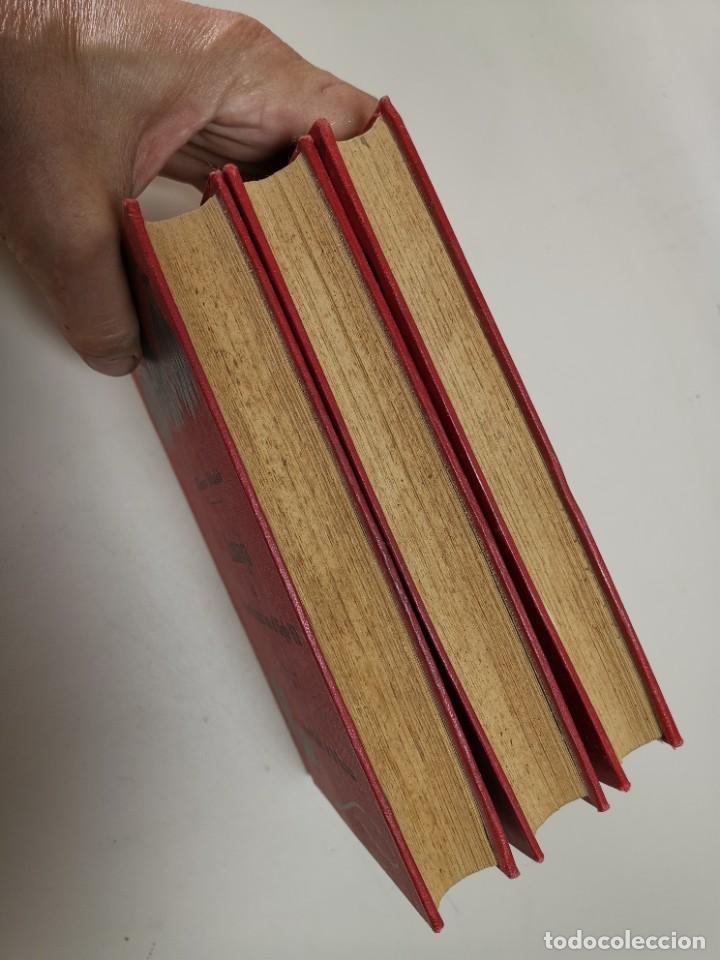 Libros antiguos: AMAYA O LOS VASCOS DEL SIGLO VIII - 3 Tomos - Año 1909---REF-MO - Foto 9 - 257321995