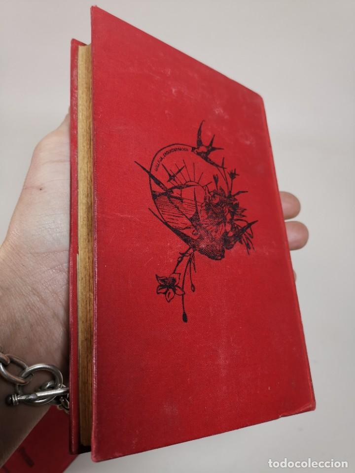 Libros antiguos: AMAYA O LOS VASCOS DEL SIGLO VIII - 3 Tomos - Año 1909---REF-MO - Foto 16 - 257321995