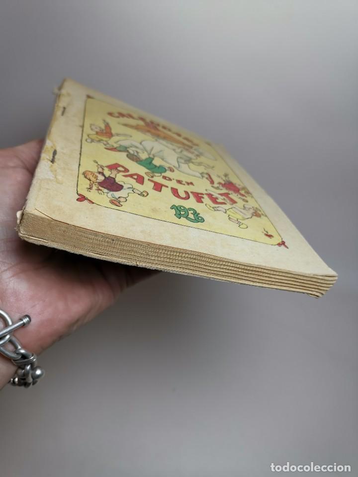 Libros antiguos: CALENDARI DEN PATUFET 1936 . CALENDARIO ALMANAQUE---REF-MO - Foto 3 - 257328640