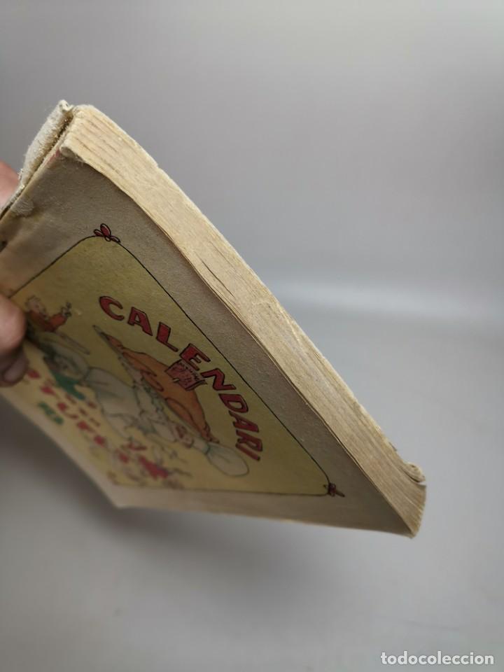 Libros antiguos: CALENDARI DEN PATUFET 1936 . CALENDARIO ALMANAQUE---REF-MO - Foto 4 - 257328640