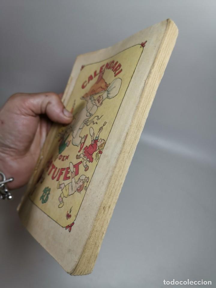 Libros antiguos: CALENDARI DEN PATUFET 1936 . CALENDARIO ALMANAQUE---REF-MO - Foto 6 - 257328640