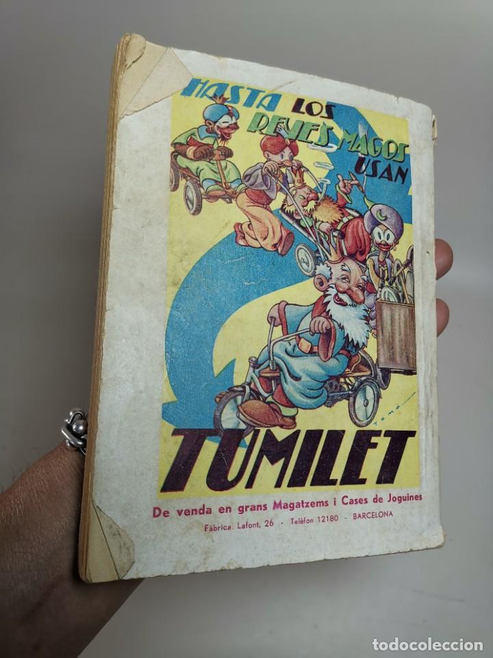 Libros antiguos: CALENDARI DEN PATUFET 1936 . CALENDARIO ALMANAQUE---REF-MO - Foto 7 - 257328640