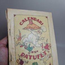 Libros antiguos: CALENDARI D'EN PATUFET 1936 . CALENDARIO ALMANAQUE---REF-MO. Lote 257328640