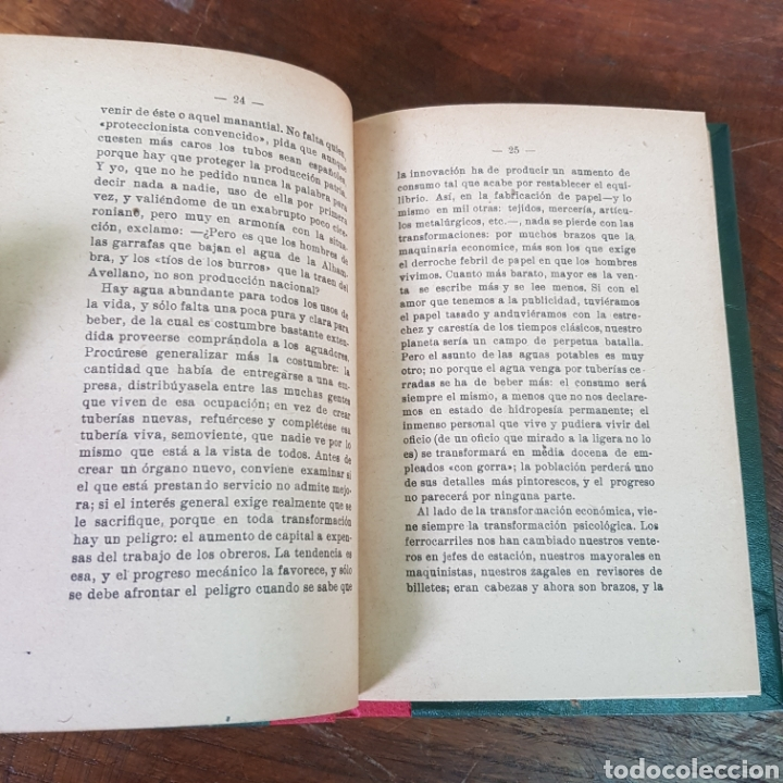 Libros antiguos: GRANADA LA BELLA 1920 ANGEL GANIVET - Foto 3 - 257403580