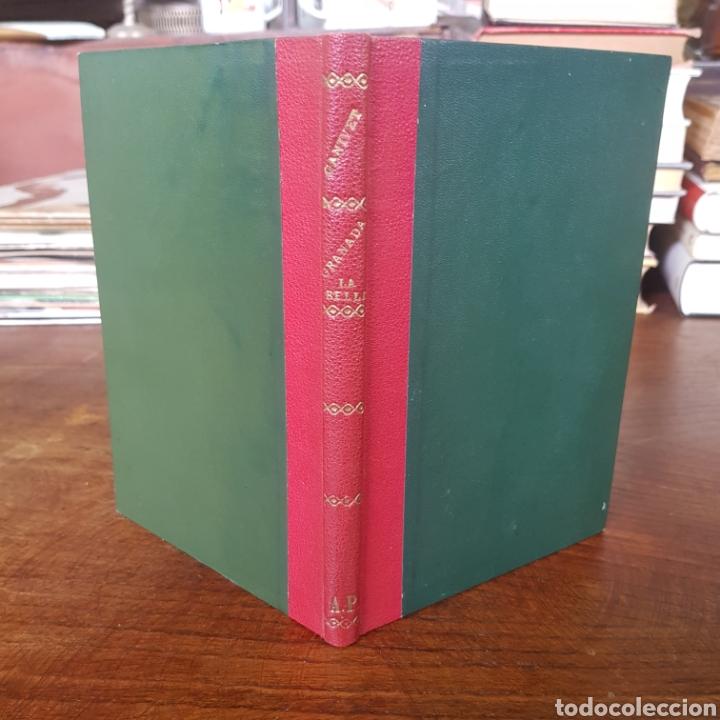 Libros antiguos: GRANADA LA BELLA 1920 ANGEL GANIVET - Foto 4 - 257403580