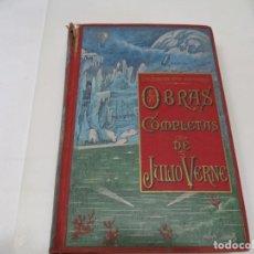 Libros antiguos: JULIO VERNE OBRAS COMPLETAS W6643. Lote 257421325