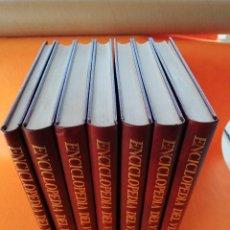 Libros antiguos: ENCICLOPEDIA DEL VINO -EDICIONES ORBIS AÑO 1987-. Lote 257455385