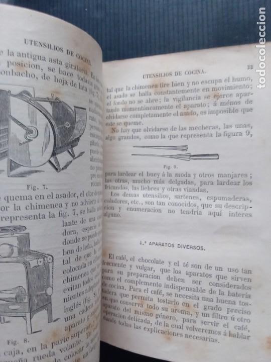 Libros antiguos: El cocinero Europeo.Garnier hermanos 1880. - Foto 4 - 257596585