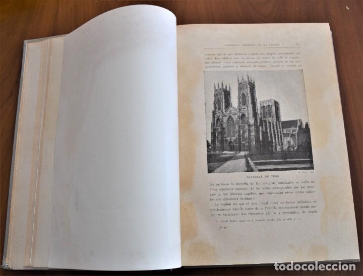 Libros antiguos: EL HOMBRE Y LA TIERRA - ELISEO RECLUS - CASA EDITORIAL MAUCCI, BARCELONA - 6 TOMOS COMPLETA - Foto 21 - 257650475