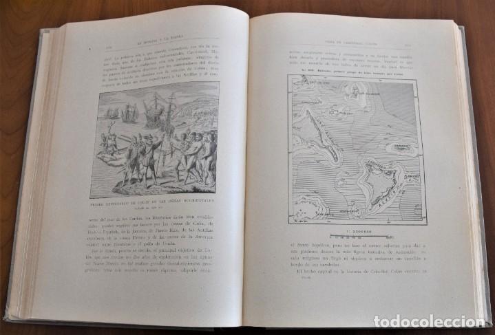 Libros antiguos: EL HOMBRE Y LA TIERRA - ELISEO RECLUS - CASA EDITORIAL MAUCCI, BARCELONA - 6 TOMOS COMPLETA - Foto 23 - 257650475
