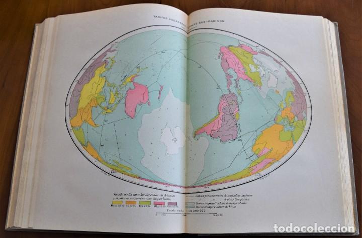 Libros antiguos: EL HOMBRE Y LA TIERRA - ELISEO RECLUS - CASA EDITORIAL MAUCCI, BARCELONA - 6 TOMOS COMPLETA - Foto 36 - 257650475