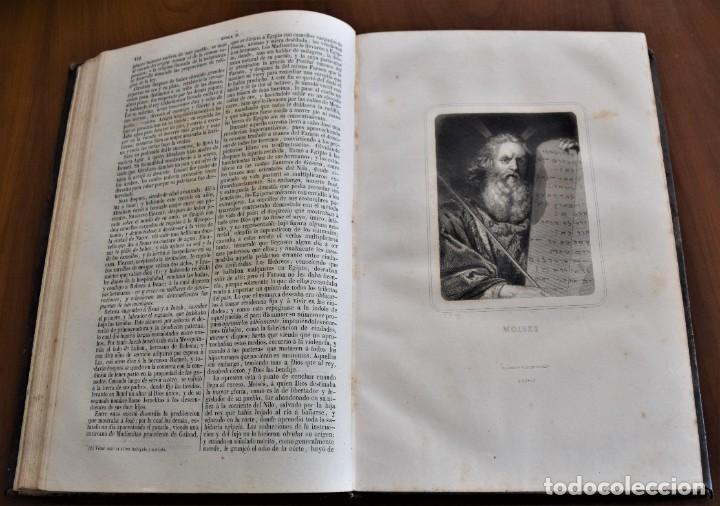 Libros antiguos: HISTORIA UNIVERSAL - CÉSAR CANTÚ - 1854 A 1859 - 10 TOMOS COMPLETA - MADRID, GASPAR Y ROIG EDITORES - Foto 8 - 257655180