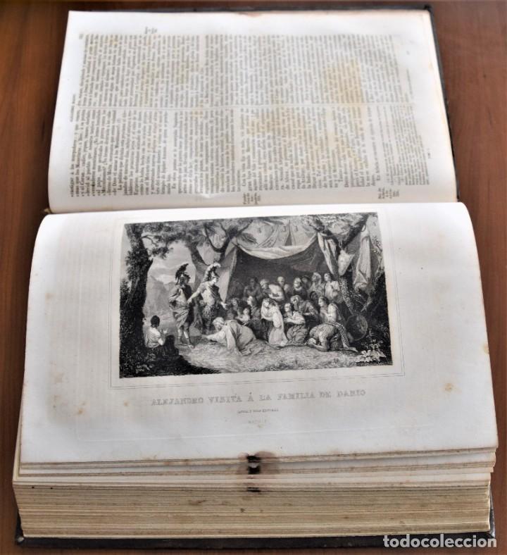 Libros antiguos: HISTORIA UNIVERSAL - CÉSAR CANTÚ - 1854 A 1859 - 10 TOMOS COMPLETA - MADRID, GASPAR Y ROIG EDITORES - Foto 10 - 257655180