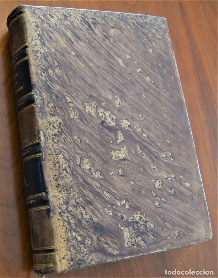 Libros antiguos: HISTORIA UNIVERSAL - CÉSAR CANTÚ - 1854 A 1859 - 10 TOMOS COMPLETA - MADRID, GASPAR Y ROIG EDITORES - Foto 11 - 257655180