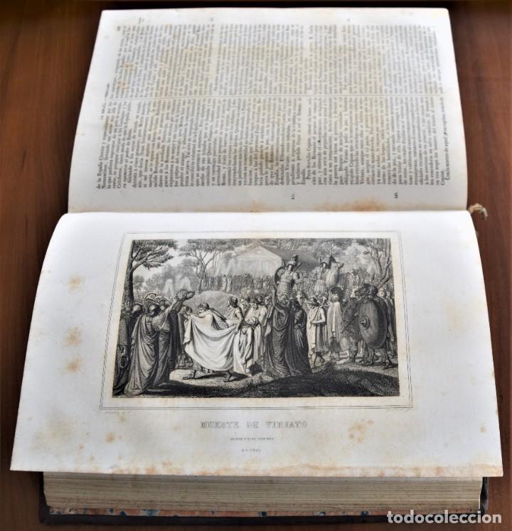 Libros antiguos: HISTORIA UNIVERSAL - CÉSAR CANTÚ - 1854 A 1859 - 10 TOMOS COMPLETA - MADRID, GASPAR Y ROIG EDITORES - Foto 15 - 257655180