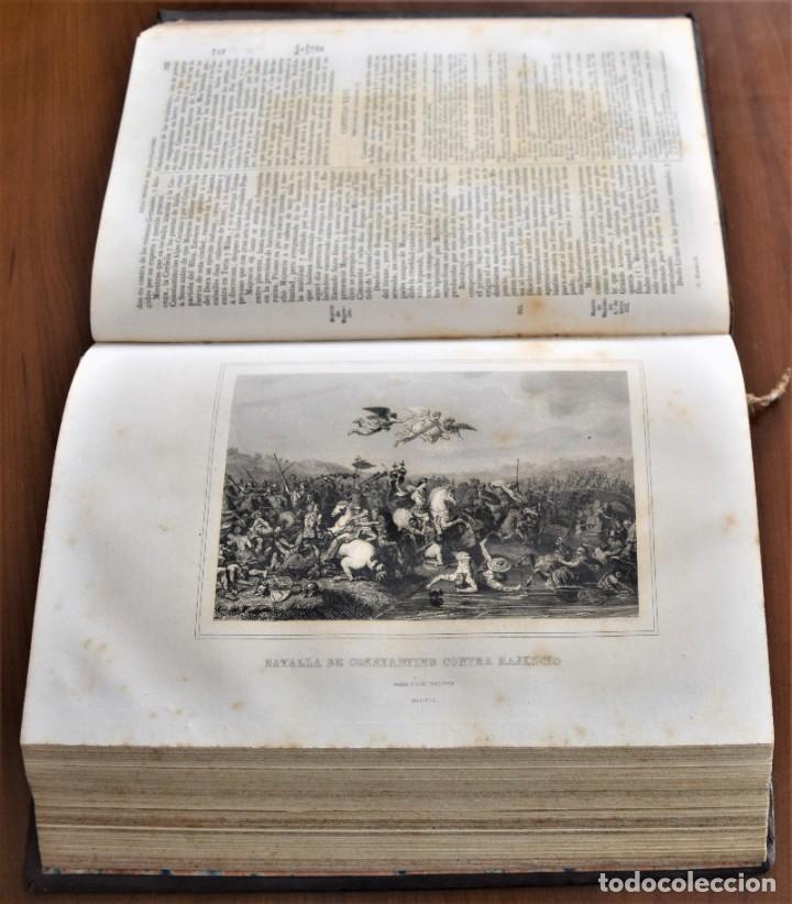 Libros antiguos: HISTORIA UNIVERSAL - CÉSAR CANTÚ - 1854 A 1859 - 10 TOMOS COMPLETA - MADRID, GASPAR Y ROIG EDITORES - Foto 20 - 257655180