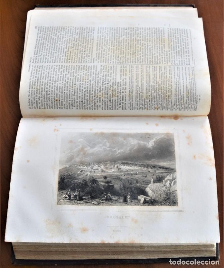Libros antiguos: HISTORIA UNIVERSAL - CÉSAR CANTÚ - 1854 A 1859 - 10 TOMOS COMPLETA - MADRID, GASPAR Y ROIG EDITORES - Foto 25 - 257655180