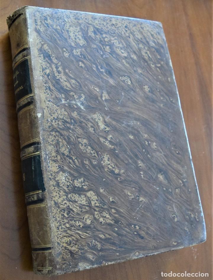 Libros antiguos: HISTORIA UNIVERSAL - CÉSAR CANTÚ - 1854 A 1859 - 10 TOMOS COMPLETA - MADRID, GASPAR Y ROIG EDITORES - Foto 30 - 257655180