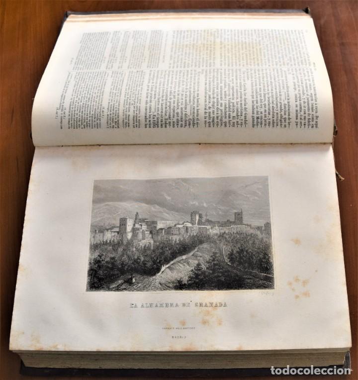 Libros antiguos: HISTORIA UNIVERSAL - CÉSAR CANTÚ - 1854 A 1859 - 10 TOMOS COMPLETA - MADRID, GASPAR Y ROIG EDITORES - Foto 34 - 257655180