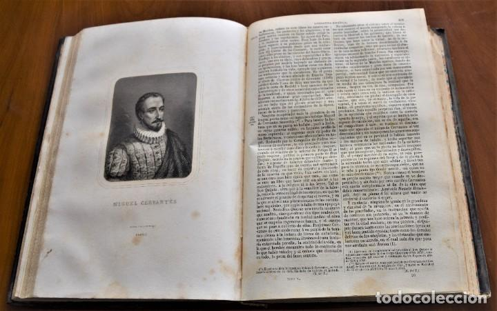Libros antiguos: HISTORIA UNIVERSAL - CÉSAR CANTÚ - 1854 A 1859 - 10 TOMOS COMPLETA - MADRID, GASPAR Y ROIG EDITORES - Foto 46 - 257655180