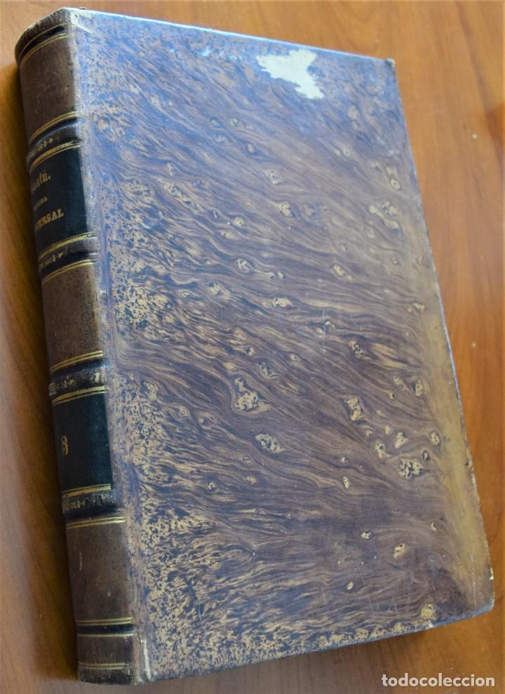 Libros antiguos: HISTORIA UNIVERSAL - CÉSAR CANTÚ - 1854 A 1859 - 10 TOMOS COMPLETA - MADRID, GASPAR Y ROIG EDITORES - Foto 47 - 257655180