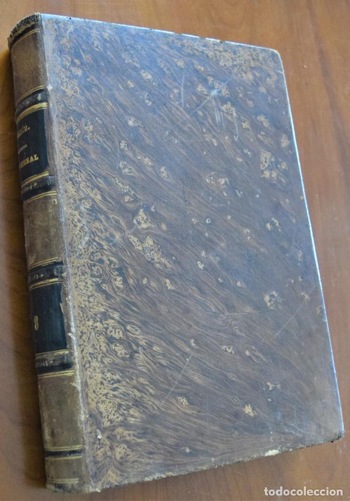 Libros antiguos: HISTORIA UNIVERSAL - CÉSAR CANTÚ - 1854 A 1859 - 10 TOMOS COMPLETA - MADRID, GASPAR Y ROIG EDITORES - Foto 64 - 257655180