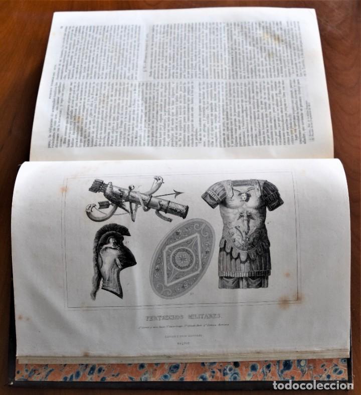 Libros antiguos: HISTORIA UNIVERSAL - CÉSAR CANTÚ - 1854 A 1859 - 10 TOMOS COMPLETA - MADRID, GASPAR Y ROIG EDITORES - Foto 67 - 257655180