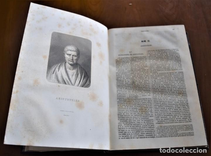 Libros antiguos: HISTORIA UNIVERSAL - CÉSAR CANTÚ - 1854 A 1859 - 10 TOMOS COMPLETA - MADRID, GASPAR Y ROIG EDITORES - Foto 75 - 257655180