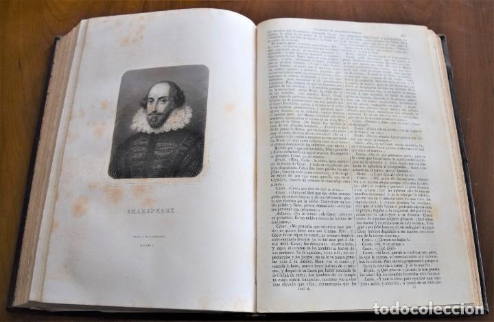 Libros antiguos: HISTORIA UNIVERSAL - CÉSAR CANTÚ - 1854 A 1859 - 10 TOMOS COMPLETA - MADRID, GASPAR Y ROIG EDITORES - Foto 78 - 257655180