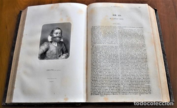 Libros antiguos: HISTORIA UNIVERSAL - CÉSAR CANTÚ - 1854 A 1859 - 10 TOMOS COMPLETA - MADRID, GASPAR Y ROIG EDITORES - Foto 87 - 257655180