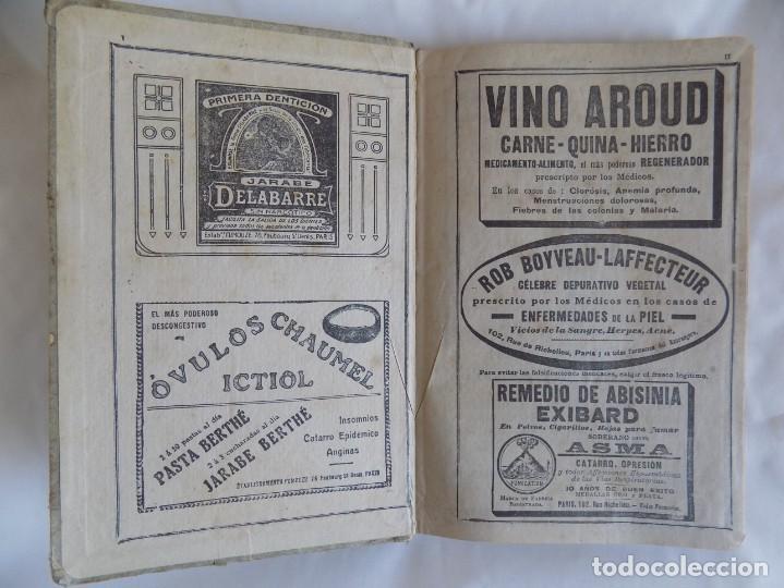 Libros antiguos: LIBRERIA GHOTICA. ALMANAQUE BAILLY-BAILLIERE.1919.PEQUEÑA ENCICLOPEDIA DE LA VIDA PRÁCTICA.ILUSTRADO - Foto 2 - 257722500