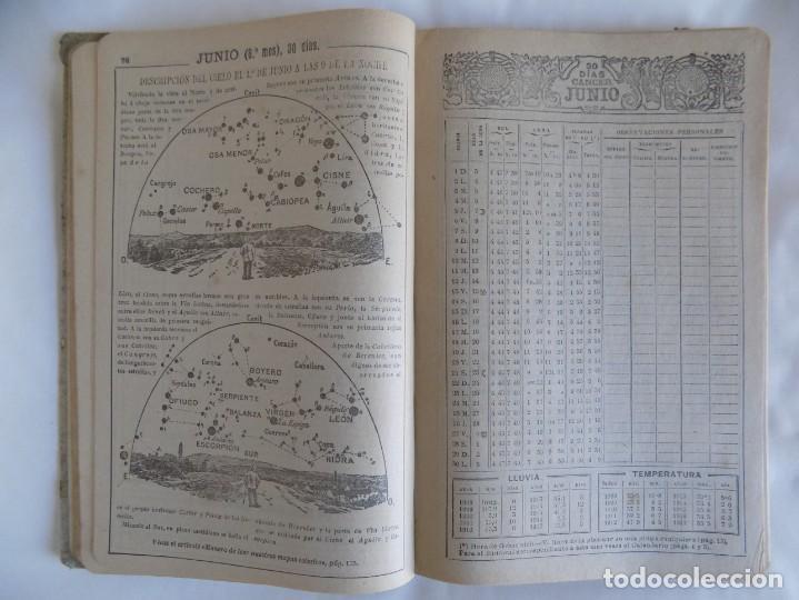 Libros antiguos: LIBRERIA GHOTICA. ALMANAQUE BAILLY-BAILLIERE.1919.PEQUEÑA ENCICLOPEDIA DE LA VIDA PRÁCTICA.ILUSTRADO - Foto 4 - 257722500