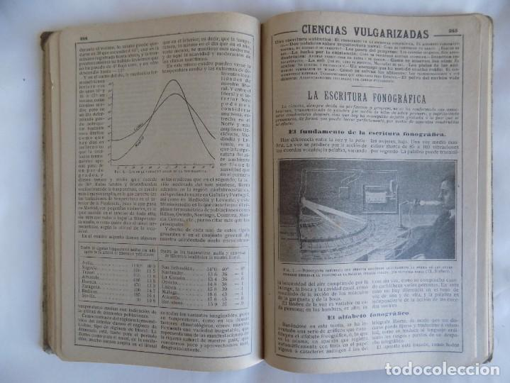 Libros antiguos: LIBRERIA GHOTICA. ALMANAQUE BAILLY-BAILLIERE.1919.PEQUEÑA ENCICLOPEDIA DE LA VIDA PRÁCTICA.ILUSTRADO - Foto 9 - 257722500