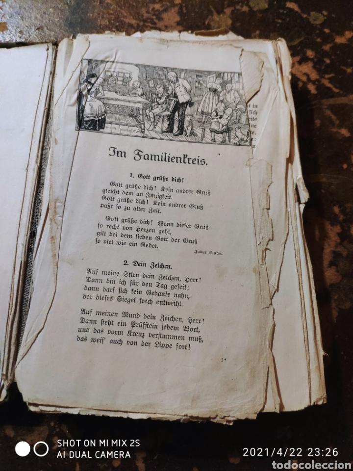 Libros antiguos: LESEBUCH FÜR DEN 4. UND 5. SCHÜLERJAHRGANG KATHOLISCHER VOLKSHAUPTSCHULEN BAYERNS (1928) - Foto 4 - 257735750