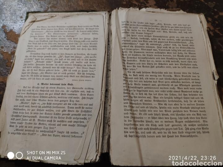 Libros antiguos: LESEBUCH FÜR DEN 4. UND 5. SCHÜLERJAHRGANG KATHOLISCHER VOLKSHAUPTSCHULEN BAYERNS (1928) - Foto 5 - 257735750