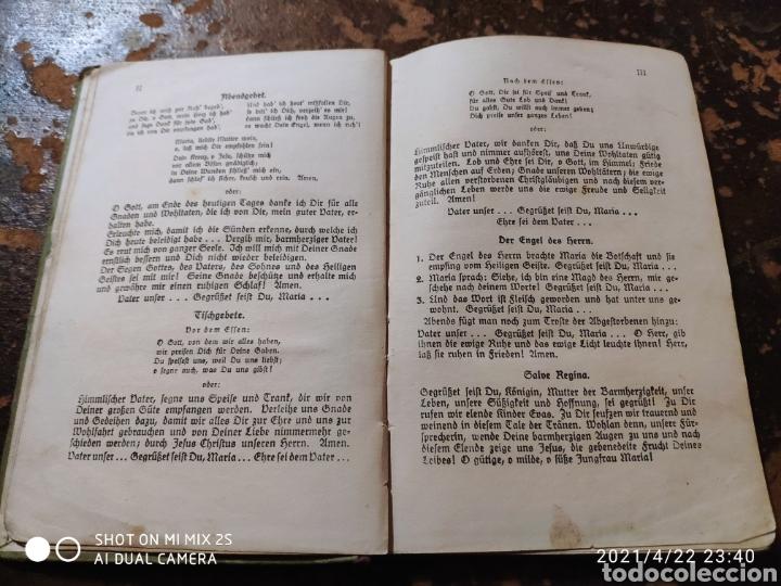 Libros antiguos: KATHOLISCHER KATECHISMUS (BISTUM EICHSTÄTT) - Foto 3 - 257737450
