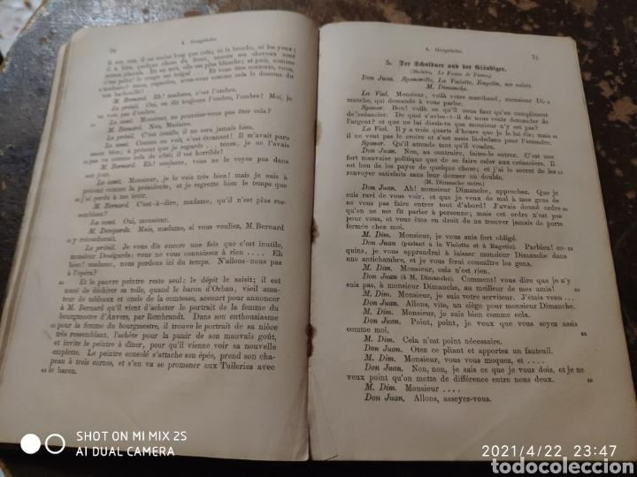 Libros antiguos: FRANZÖSISCHES LESEBUCH 1 (DR. LÜDEKING) (1897) - Foto 4 - 257737850