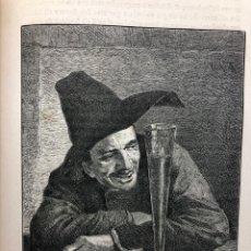 Livres anciens: LA GAZETTE DES BEAUX-ARTS. 7 VOL. 1865-1868. Lote 257896405