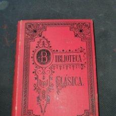 Libros antiguos: 1910. TEATRO SELECTO, CALDERÓN DE LA BARCA. Lote 257898715
