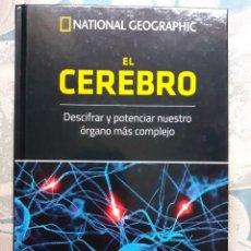 Libros antiguos: EL CEREBRO - NATIONAL GEOGRAPHIC. Lote 257906555