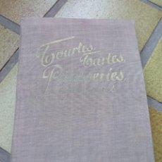 Libros antiguos: TOURTES, TARTES, PÂTISSERIES, METS SUCRÉS. AUTORA: MME. F. NIETLISPACH. Lote 295487418