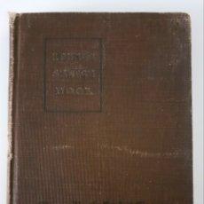 Libros antiguos: IRVING'S SKETCH BOOK MACMILLAN'S POCKET CLASSICS 1916. Lote 258561890